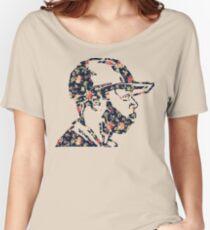 J Dilla Shirt Design  Women's Relaxed Fit T-Shirt