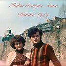 My favorite travel book by Dr.Andrzej Goszcz.  With my Mother .Tbilisi . Georgia. CCCP. 1979. by © Andrzej Goszcz,M.D. Ph.D