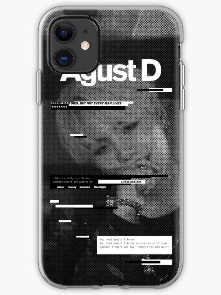 #AgustD Interlude ; Dream Reality iPhone 11 case