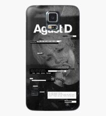 AGUST D Phone Case BTS V2 Case/Skin for Samsung Galaxy