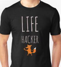 Foxy Life Hack T-Shirt