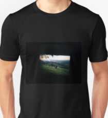 Through the viewfinder - Byron ranges T-Shirt