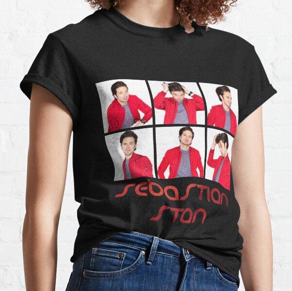 sebastian stan Camiseta clásica