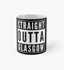 Straight Outta Glasgow Mug