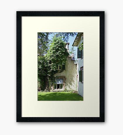Sunnyside Framed Print