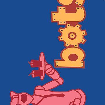 Bots by Noveltee-Shirts