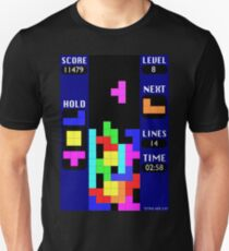 The Blocks Are Back Unisex T-Shirt