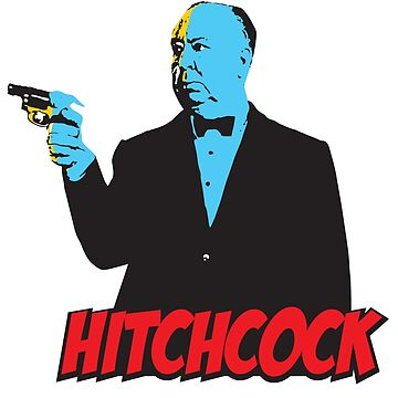 Hitchcock by masterizer