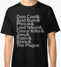 Hack The Typo Classic T-Shirt