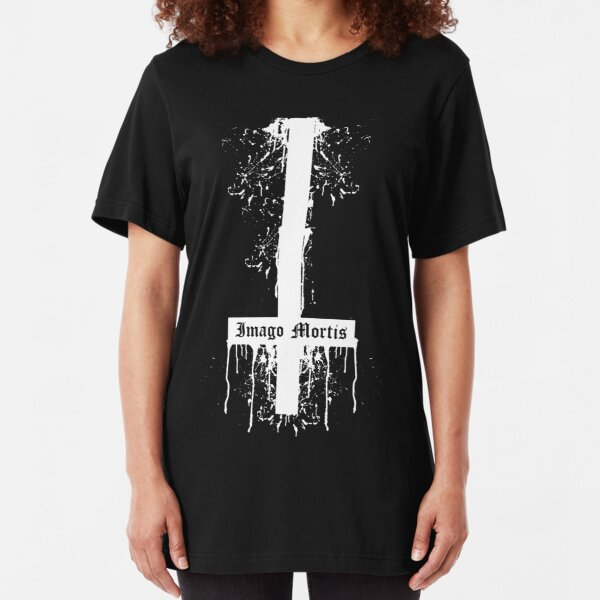 Inverted Cross Slim Fit T-Shirt