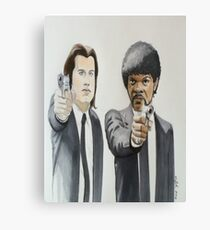 KJ Illustration 22 Canvas Print