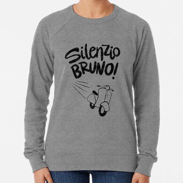 Silenzio Bruno and Vespa Lightweight Sweatshirt