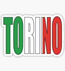 Torino. Sticker