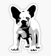 My mates French Bulldog - Brutus!! Sticker
