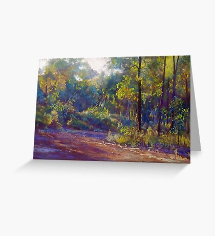 Ironbark Country (No. 2) Greeting Card