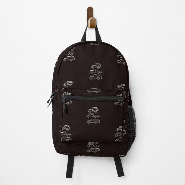 THREE 40 SERIES Essential TShirt3074 Backpack