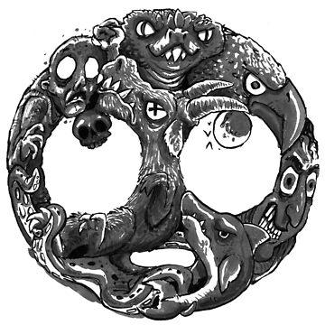 Eyerolls by briancookart
