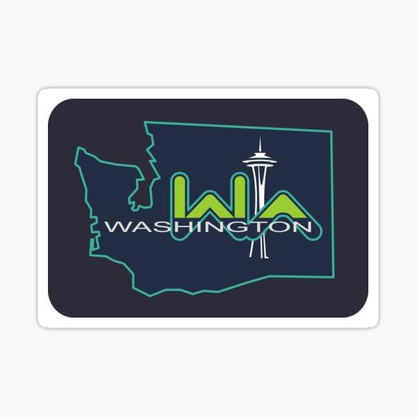Washington State Sticker