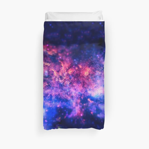 The center of the Universe (The Galactic Center Region ) Duvet Cover