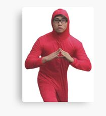 Red Dick Canvas Print