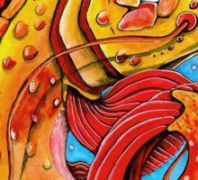 Glücksfisch Sticker