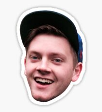 Andy Face Sticker