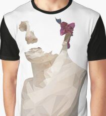 Hipster bust Graphic T-Shirt