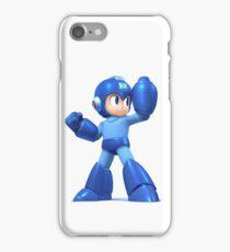 Mega Man Smash Brothers Wii U! iPhone Case/Skin