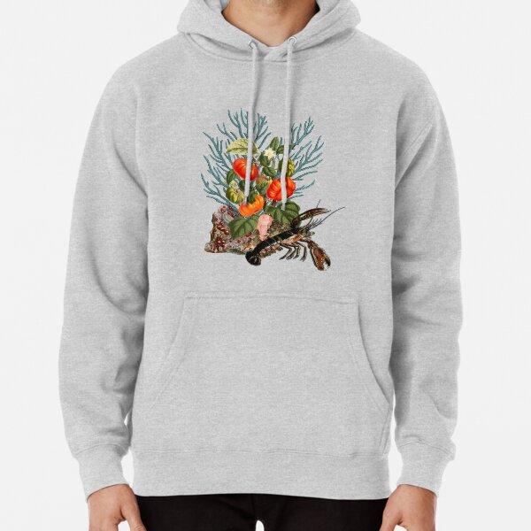 Lobster Pullover Hoodie