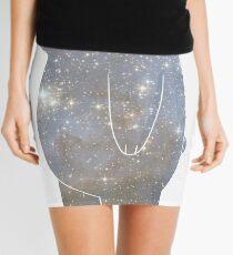Ice Bear is Space Bear Mini Skirt