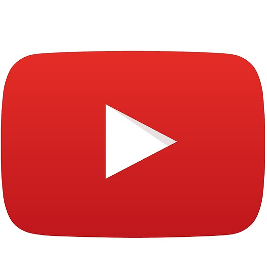 Image result for youtube button