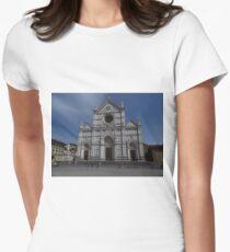 Santa Croce. Neo-Gothic Facade T-Shirt