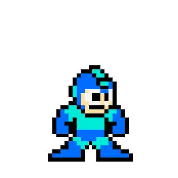 8 bit Mega Man - Like A Boss Ultra HQ by HyruLOOP
