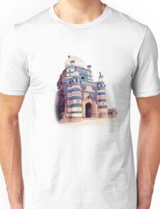Dome of bibi Jiwandi (Uch Sharief) Unisex T-Shirt