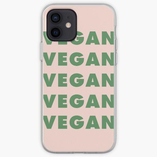 Vegan Vegan Vegan Vegan iPhone Soft Case