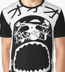 Laboon One Piece - The whale on the red line Graphic T-Shirt