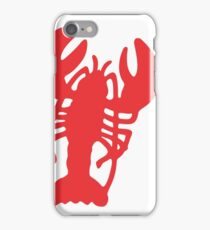 Red Lobster iPhone Case/Skin