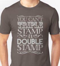 Triple Stamp Dark T-Shirt