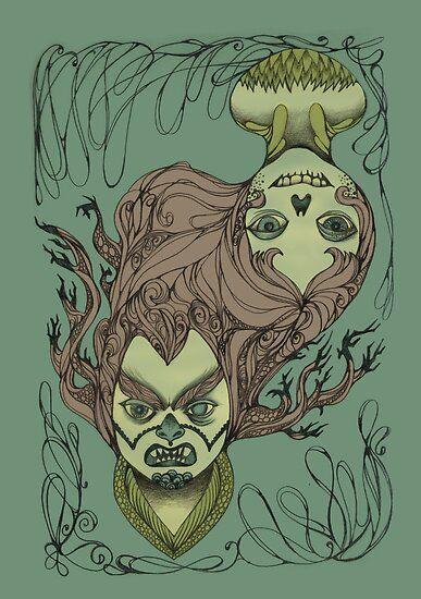 Split Personality by Ma. Luisa Gonzaga