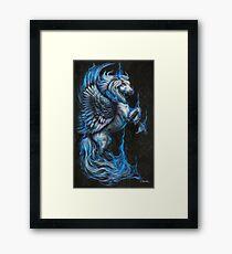 Equine Fantasy Framed Print