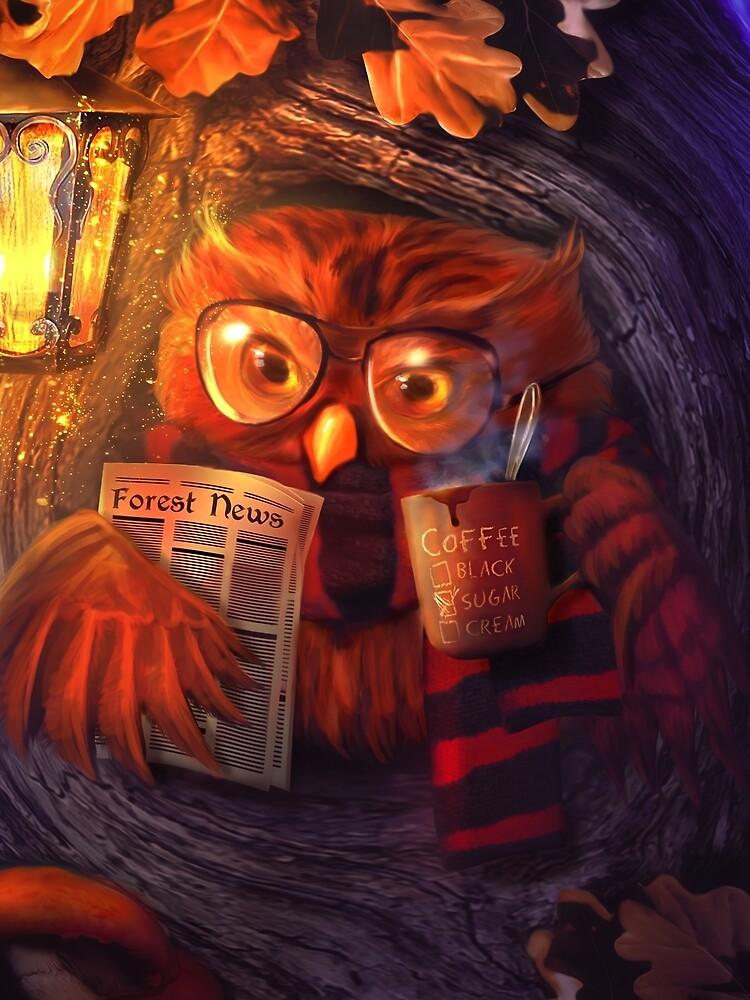 Owl by Incantata