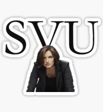 SVU Olivia Sticker