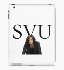 SVU Olivia iPad Case/Skin