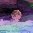 Moon River-  Art + Products Design  by haya1812
