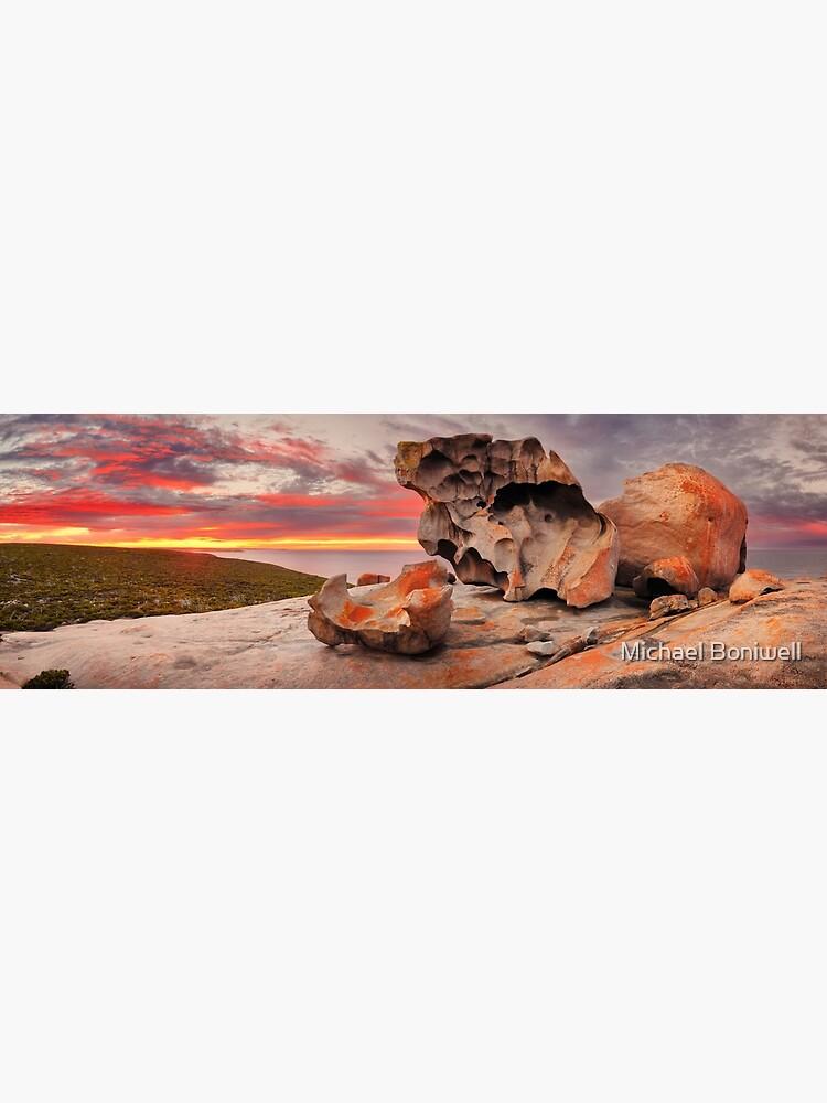 Remarkable Rocks Awakens, Kangaroo Island, South Australia by Chockstone
