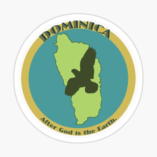 Dominica: The Nature Island Sticker