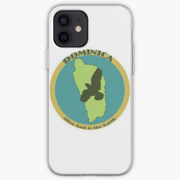 Dominica: The Nature Island iPhone Soft Case