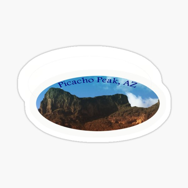 Pichacho Peak, AZ Sticker