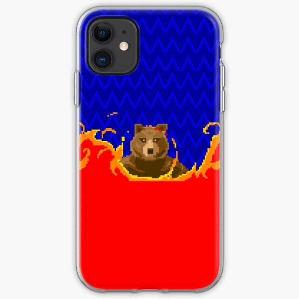 Altered Beasts iPhone Soft Case