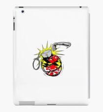 Maryland Flag Grenade iPad Case/Skin